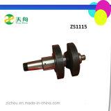 중국 디젤 엔진 부속 제조자 공급 Zs1115 크랭크축