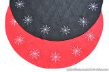 De niet-geweven Decoratieve Deken/de Mat van de Kerstboom van de Polyester met het Borduren