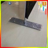 Gemakkelijk om Muur van de Vertoning van de Rekken van het Aluminium te installeren Pop omhooggaande