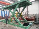 Garage souterrain voiture hydraulique de levage Duplex