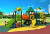 正直な製造者の子供新しいデザインスライドは屋外の運動場のスライド子供の販売HD17-008Aのための反衰退する