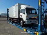HOWO 아주 새로운 4X2 밴 경트럭 (95HP)