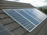 Panneau solaire de silicium monocristallin de 160 watts (TUV, CE)
