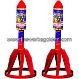 Rocket-Feuerwerke