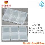 Pequenos Acessórios Caixa de plástico