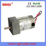 Motor cuadrado del cepillo del engranaje de la C.C. para los aparatos electrodomésticos