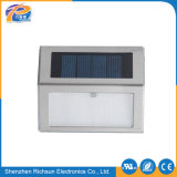 Lumière solaire extérieure carrée moderne de mur d'IP65 DEL pour le porche