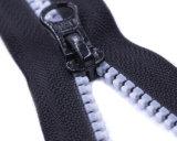 Zipper de Vislon da qualidade superior/com extrator do polegar