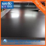 Strato rigido lucido nero opaco del PVC per le schede di gioco