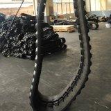 rasto de borracha (Y400X107KX46) para máquinas de construção Yanmar