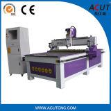 Madera 3D máquina de la talla / 4X8FT CNC Router / Madera CNC grabador con Rodillo de presión