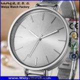 ODM 우연한 형식 가죽끈 고전적인 숙녀 시계 (WY-P17006A)