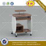 Дешевые цены MFC деревянной мебелью из красного дерева цвет компьютерный стол (HX-8NE056)