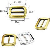 Hot Sale Metal Zinc Alloy Center Bar Slider Buckle for Bag Parts Belt Buckle Shoes Leather Goods Accessories (YK815)