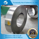 La norma ASTM 201 2b de la superficie de acero inoxidable/Cr de la bobina de RR.HH.