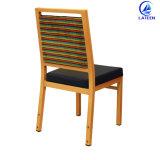 تجاريّة أثاث لازم يحبّ فندق يتعشّى مأدبة ألومنيوم خشب كرسي تثبيت