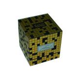 Personalizado de alta calidad corrugado cajas de embalaje de papel laminado brillante