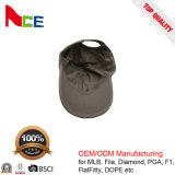 Изготовленный на заказ огорченная хлопком помытая Worn-out бейсбольная кепка панели вышивки 6 Applique