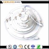 9W RoHS IP44 алюминиевые Круглые светодиодные панели затенения для управления