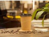 Бумажный стаканчик кофеего молока чая таможни выпивая устранимый с крышкой