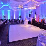 PolierDance Floor Ereignis-Dekorationen des Modeschau-Acrylweiß-1m*1m