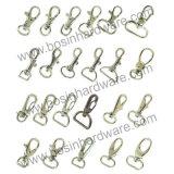 Оптовая торговля металлической цепочки ключей Bag стопорного крючка