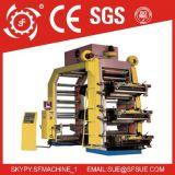 Vitesse 2 4 6 machine d'impression flexographique non tissée de papier de Flexo de sac de film plastique de 8 couleurs