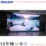 Affichage LED fixe P2.5 intérieure pour salle de bal faite par Canlight
