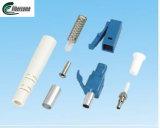 De vezeloptische Koorden Van uitstekende kwaliteit van Pacth van de Vezel van Sc van de Kat FTTH Om4 Duplex