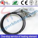calentador de bobina caliente industrial del corredor del acero inoxidable con el termocople