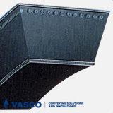 처리되지 않는 가장자리 톱니바퀴가 달리는 V Belt&Raw 가장자리에 의하여 박판으로 만들어지는 V 벨트 (A, 도끼, B, BX, etc.)