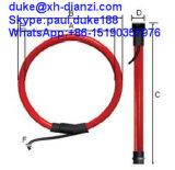 Bobine flexible d'Air-Faisceau de bobine de Rogowski pour des enregistreurs de données d'analyseur d'énergie