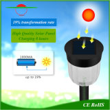 Wasserdichte Solarpfad-Methode beleuchtet Garten-im Freienbeleuchtung der Garantie-1year