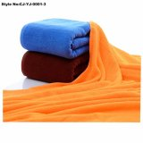 100%年の綿の柔らかいテリー布個人化された浜の浴室タオル