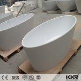 Superficie sólida de acrílico simple y moderno cuarto de baño ducha bañera (BT1708084)