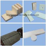 Piatto di usura (tubo/tubo di ceramica dell'allumina di 92%&96%)