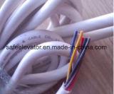 Круглый кабель элеватора со стороны пассажира