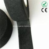 自動車産業のための中国の製造業者ポリエステル羊毛の黒の布ワイヤー馬具テープ