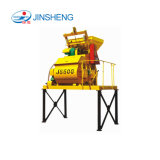 Neue Js Doppelwelle-elektrischer Betonmischer-Maschinen-Lieferant von China