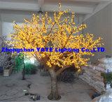 Yaye 2018 mejor venta Garantía de 2 años resistente al agua IP65/LED LED de luz de la simulación de árbol de cerezo con Ce & RoHS