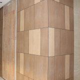 خشبيّة حبة إتفاق نضيدة جدار ألواح زخرفيّة