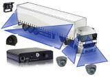 Bestes verkaufen4 Kanal-Auto Moble DVR