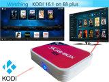 De beste Verkopende 4K Doos van Amlogic S912X 2.4G 5.8g WiFi IPTV