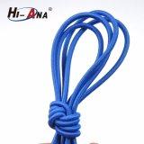 Colhedor elástico do cabo das várias cores padrão de Manufacuring Oeko-Tex