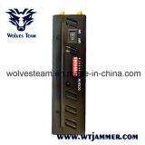 Emisión Handheld de la frecuencia ultraelevada del VHF de WiFi de 8 emisiones de la antena y de la señal del teléfono de 3G 4glte 4gwimax