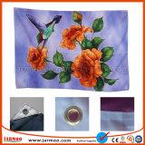 최신 판매 튼튼한 수를 놓은 주문 깃발