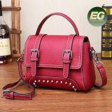 Lady sac mode célèbre Sacs à main en cuir clouté sacs fourre-tout Emg5306