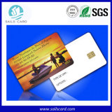IC와 RFID 조합 스마트 카드 접촉하십시오