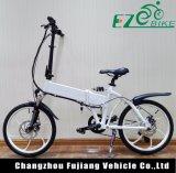 2018 Bicicletas eléctricas portáteis personalizados com o assentamento do tipo da Cidade