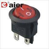 Mini interruttore di attuatore elettrico bipolare di 6 Pin con indicatore luminoso